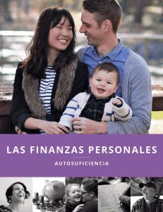 Manual de Las Finanzas Personales