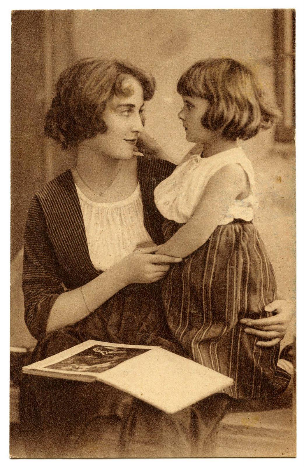 La buena madre es aquella que se va volviendo innecesaria…